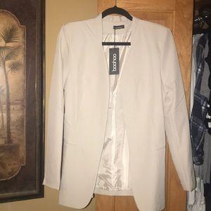 Boohoo Tailored Blazer size 14
